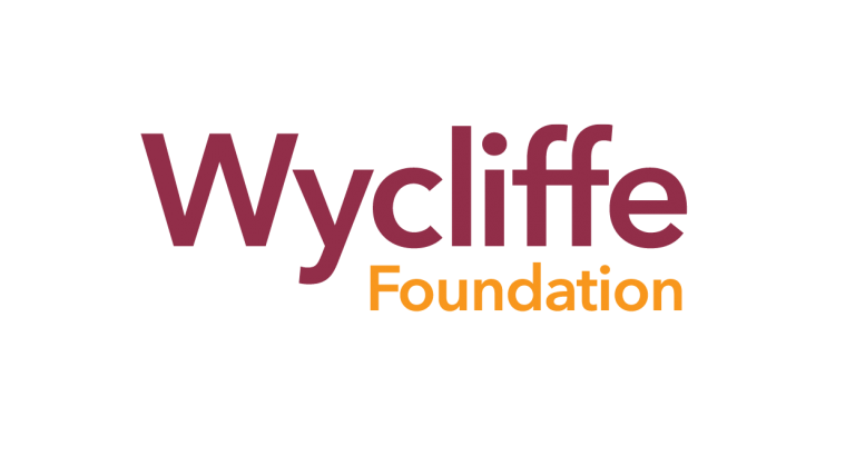 [Wycliffe Foundation logo]