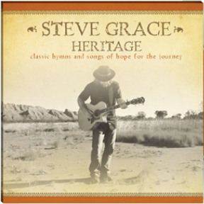 Heritage CD Steve Grace
